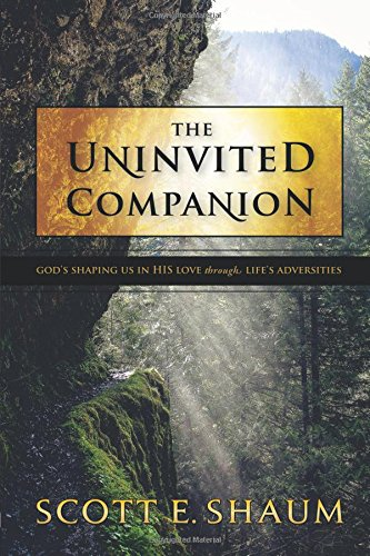 book cover for uninvited companion